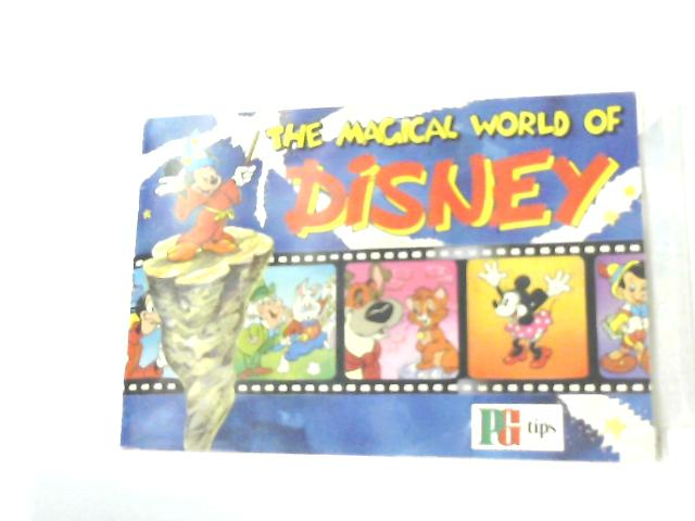 Brooke Bond Picture Cards The Magical World of Disney By Anon