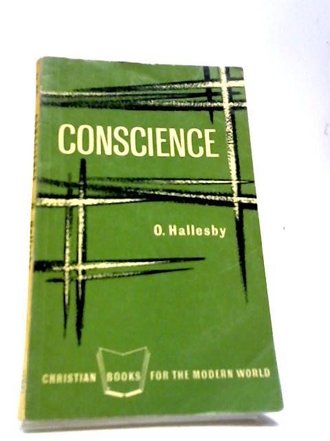 Conscience by Hallesby, O