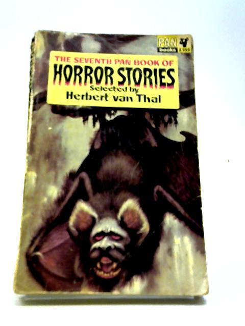 The Seventh Pan Book of Horror Stories by van Thal, Herbert