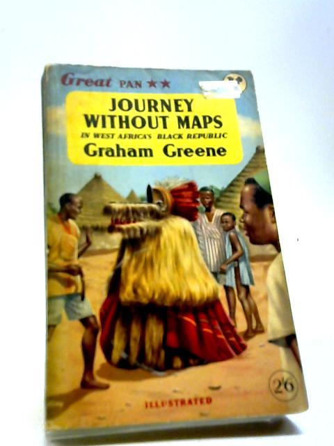 Journey without maps by GREENE, Graham