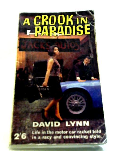 A Crook In Paradise By David Lyn