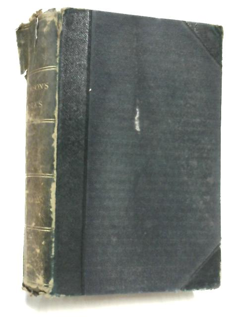 The Works of Samuel Johnson, Vol. 9 & 10 by Arthur Murphy