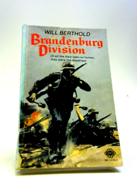 Brandenburg Division by Will Berthold