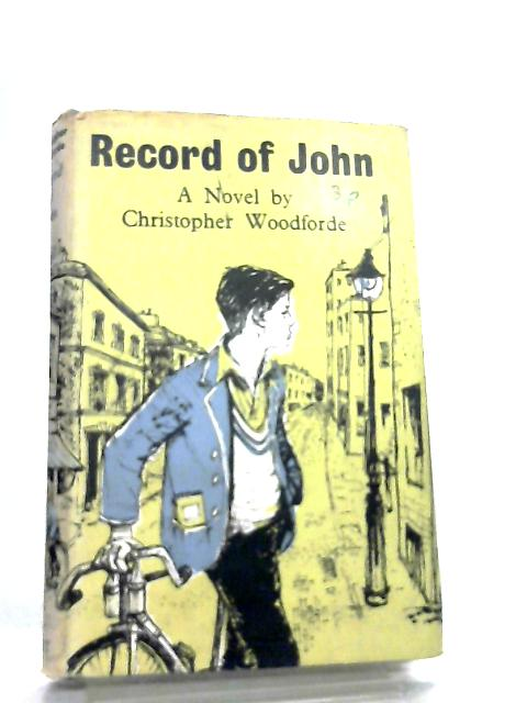 Record of John by Christopher Woodforde