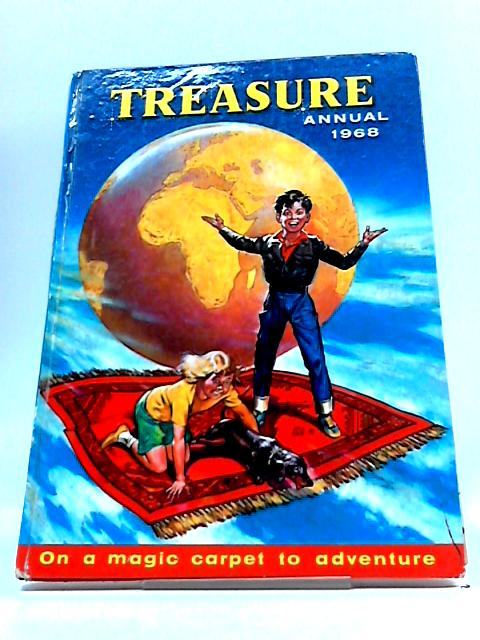 Treasure Annual 1968 By Fleetway