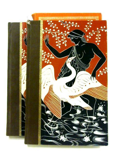 Greek Myths: Vol I & II by Robert Graves