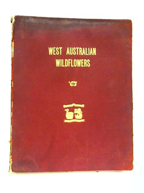 West Australian Wildflowers by C.A. Gardner