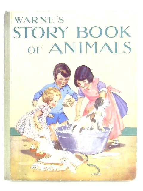 Warne's Story Book of Animals by Aunt Louisa