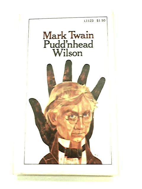 Tragedy Pudd'nhead wilson by Mark Twain
