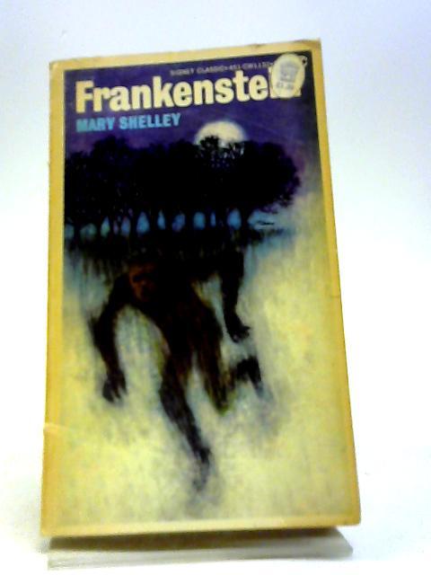 Frankenstein or, The Modern Prometheus by ShelleyMary