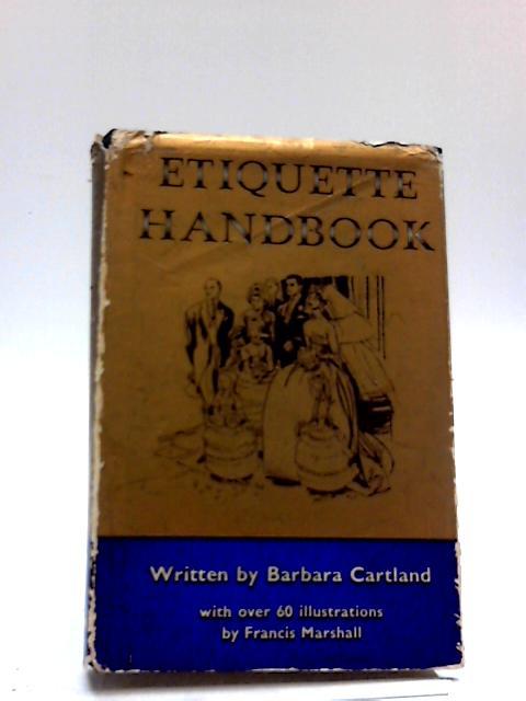 Etiquette Handbook by Barbara Cartland