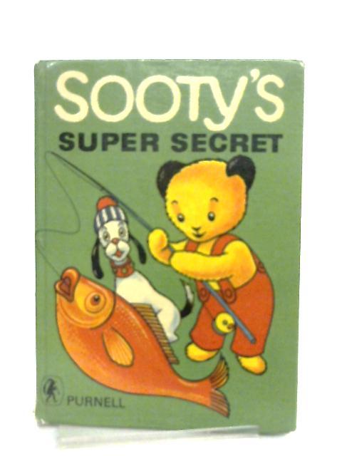 Sooty's Super Secret by Harry Corbett
