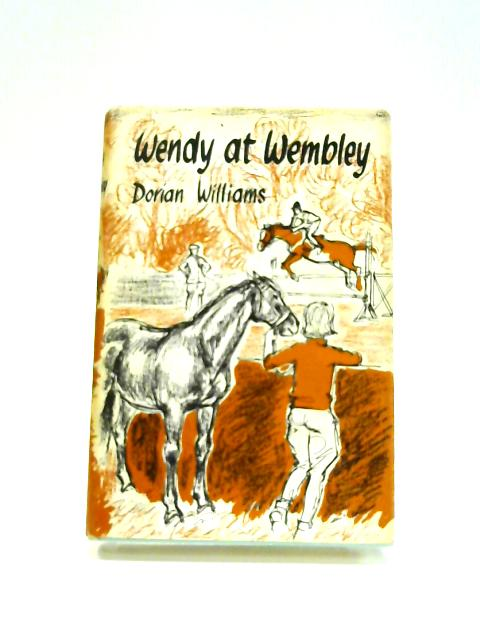 Wendy at Wembley By Dorian Williams