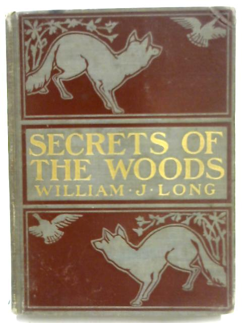 Secrets of the Woods: Wood Folk Series Book Three by William J. Long