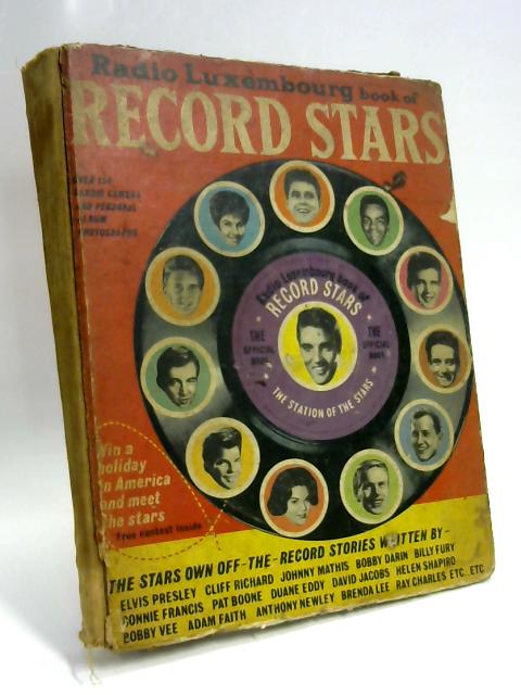 The Official Radio Luxembourg book of record stars by Radio Luxembourg