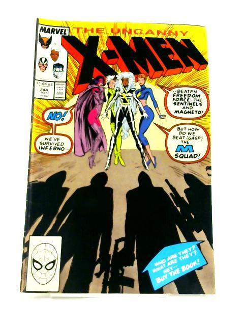 The Uncanny X-Men: No. 244 by Chris Claremont