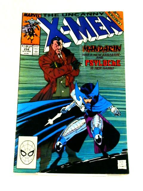 The Uncanny X-Men: No. 256 by Chris Claremont