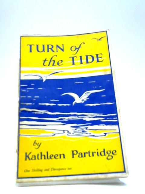 Turn of the Tide by Patridge, Kathleen