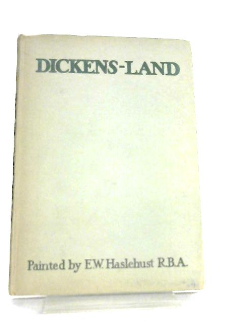 Dickens-Land by J. A. Nicklin