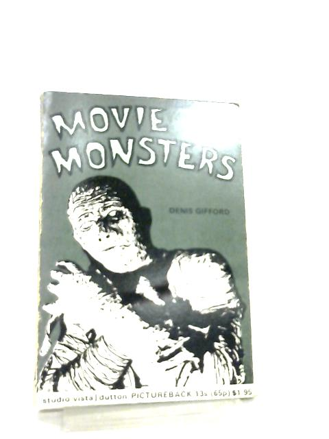 Movie Monsters (Picturebacks) by Denis Gifford