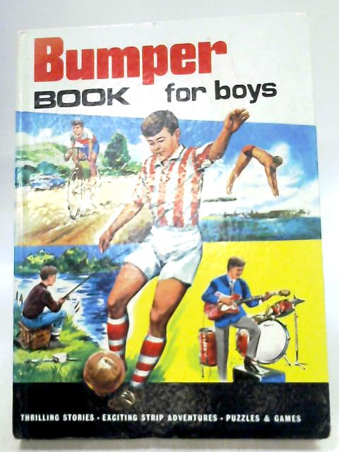 Bumper Book for Boys by Unknown