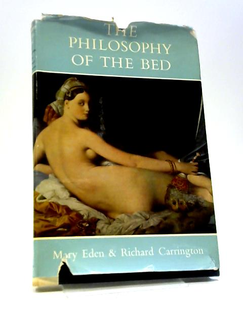 The philosophy of the bed by Eden, Mary