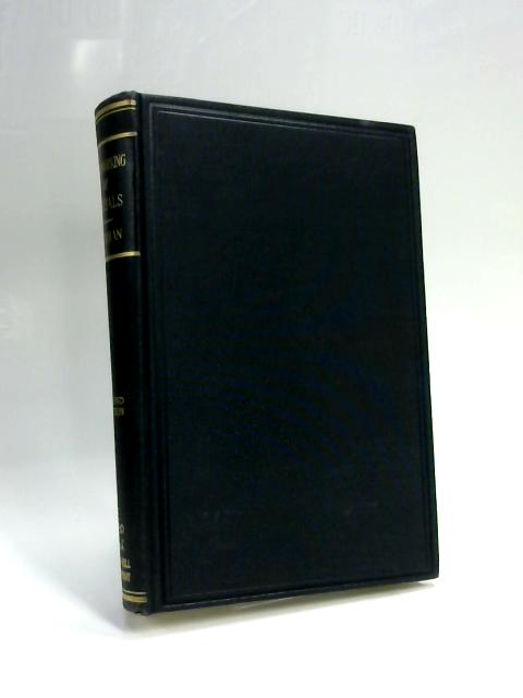 Pressworking of Metals: Written by C W Hinman, 1950 Edition, Publisher: McGraw-Hill by C W Hinman