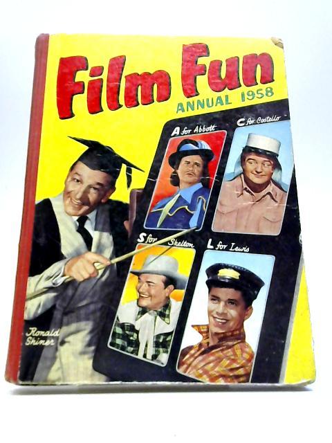 Film Fun Annual 1958 by Various