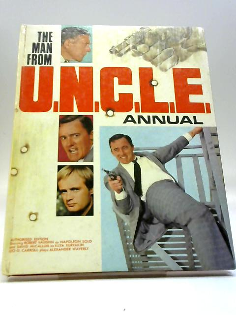 the man from U.N.C.L.E. annual (1969) by Unknown