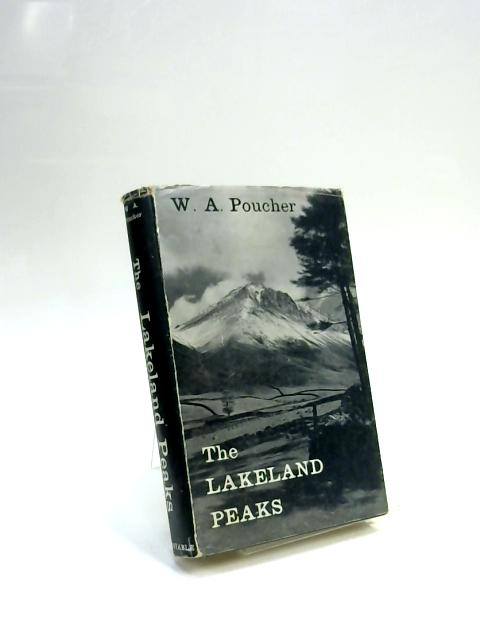 The Lakeland Peaks by W. A. Poucher