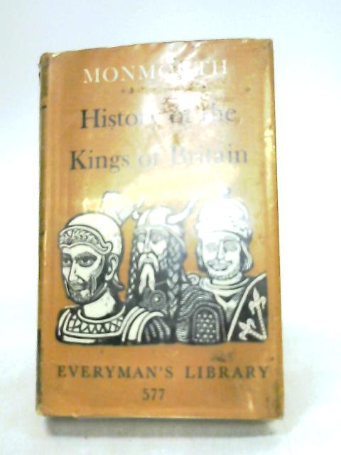 History of the Kings of Britain: by Jones