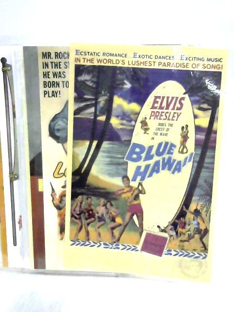 Set of 13 Elvis Presley Film Poster Reproductions by Anon