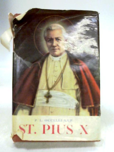 Saint Pius X by Occelli
