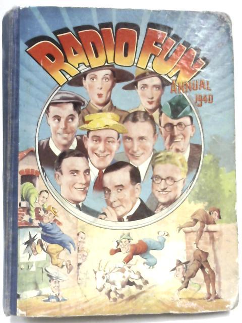 Radio Fun Annual 1940 by Unknown