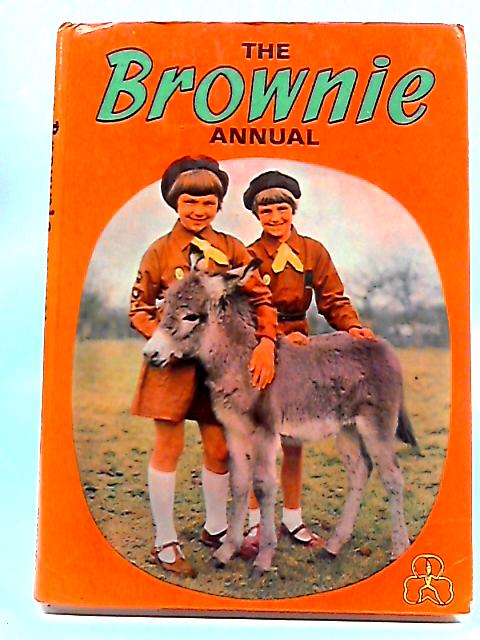 The Brownie Annual For 1970 by No Author