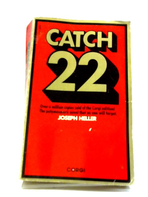 catch 22 by joseph heller overcoming obstacles