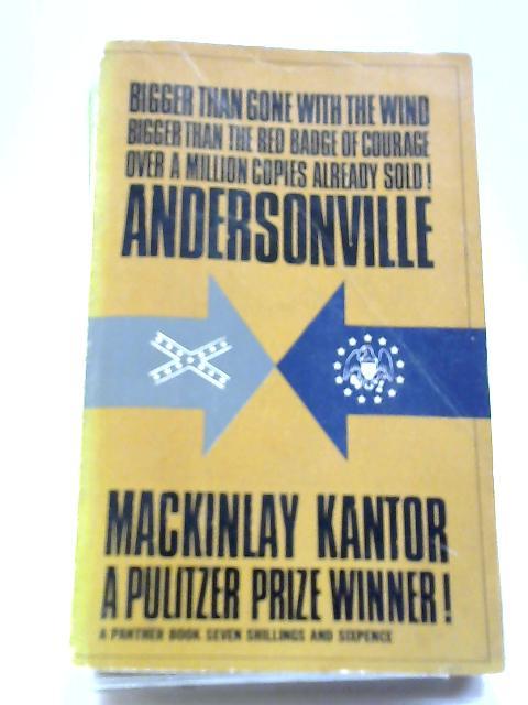 Andersonville (Pulitzer Prize Winner) by Mackinlay Kantor