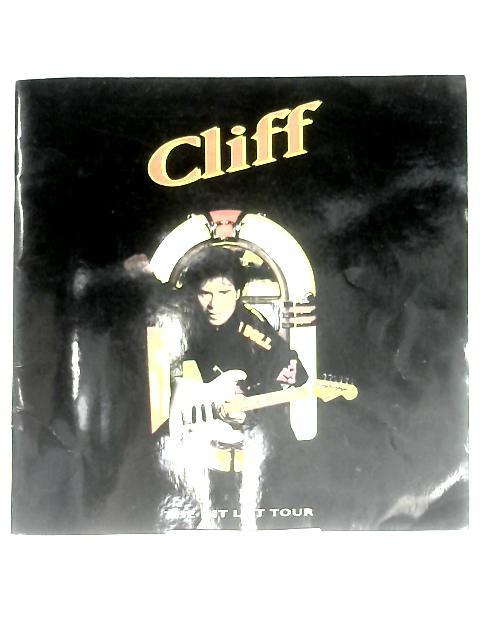 Cliff: The Hit List Tour by Cliff Richard