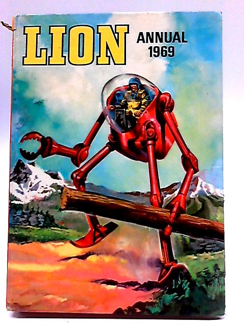Lion Annual 1969 by Various