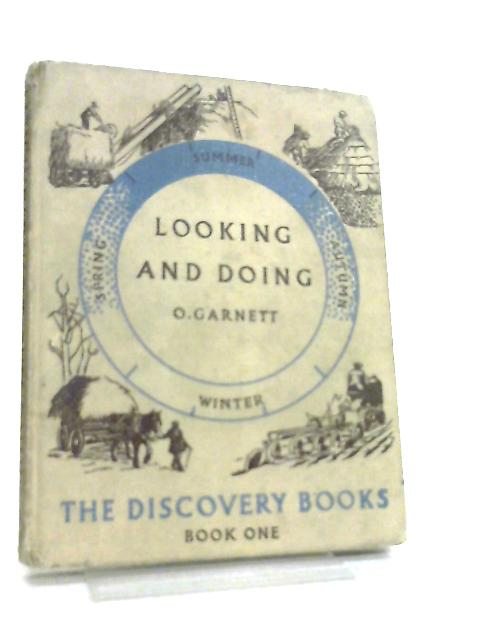 The Discovery Books, Book One, Looking and Doing by Olive Garnett