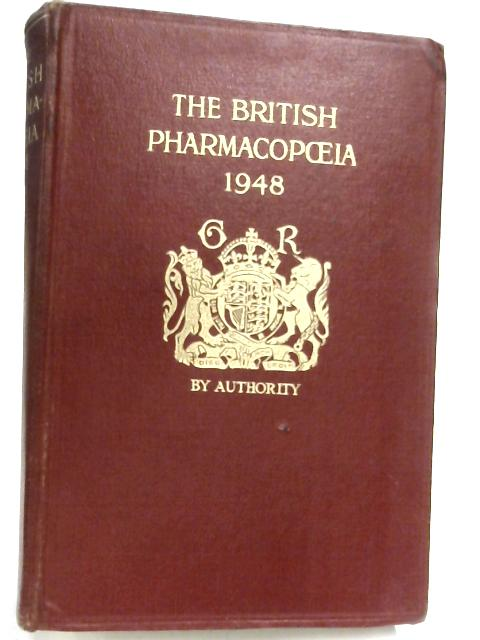 British Pharmacopoeia 1948 by General Medical Council