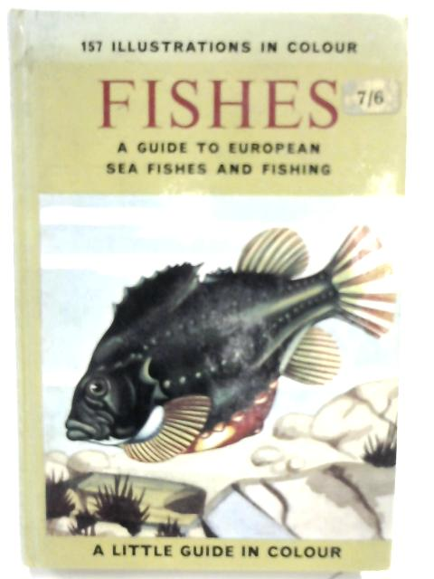 Fishes; A Guide to European Sea Fishes and Fishing by T Burnand