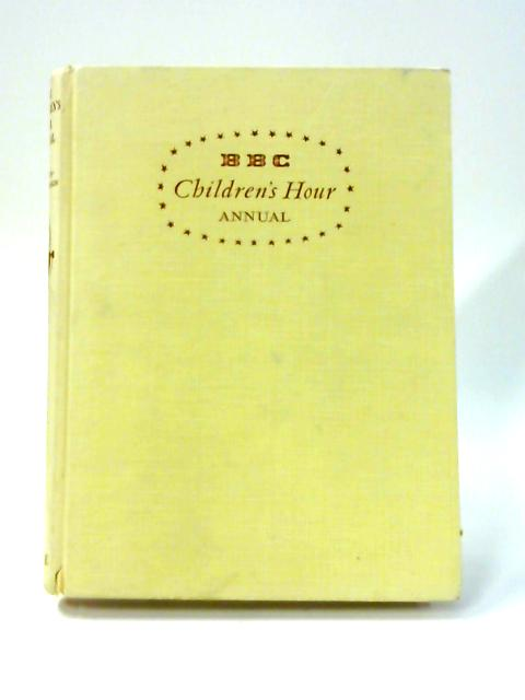 BBC Children's Hour Annual by Mary E. Jenkin (ed)