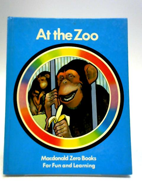 At The Zoo By Usborne