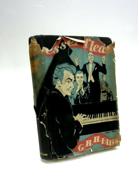 Lesser Fleas by G. R. H Ellis