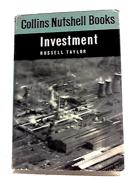 Investment (Nutshell Books; No.13) by Russell Taylor