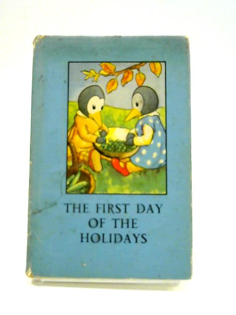 The First Day of the Holidays by A.J. Macgregor