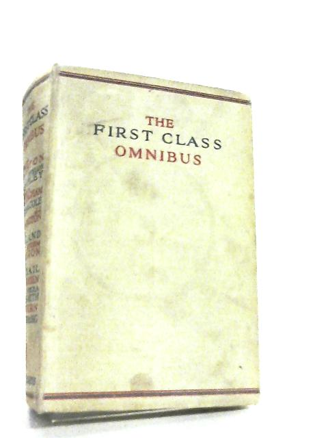 The First Class Omnibus by Helen Gosse