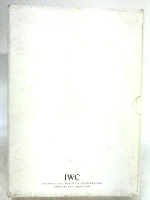 Watches From IWC 2004 By International Watch Co. Schaffhausen