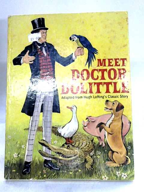 Meet Doctor Dolittle by Perkins